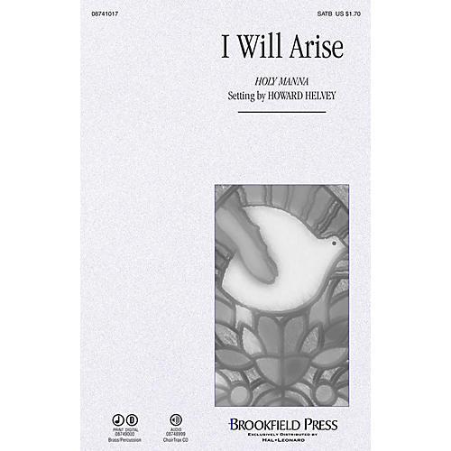 Brookfield I Will Arise! SATB arranged by Howard Helvey thumbnail