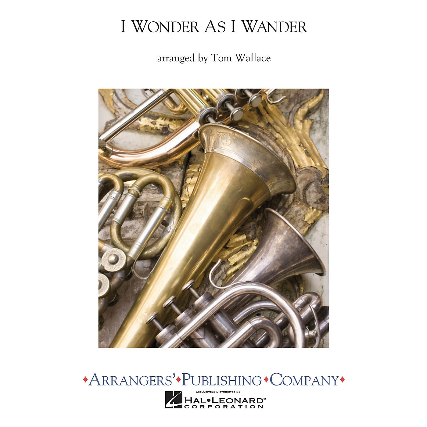 Arrangers I Wonder as I Wander Concert Band Level 2.5 Arranged by Tom Wallace thumbnail