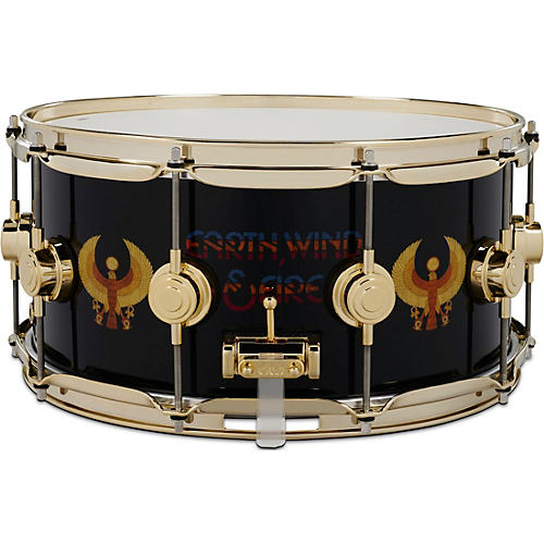 DW ICON ALL-ACCESS Earth, Wind and Fire Snare Drum thumbnail