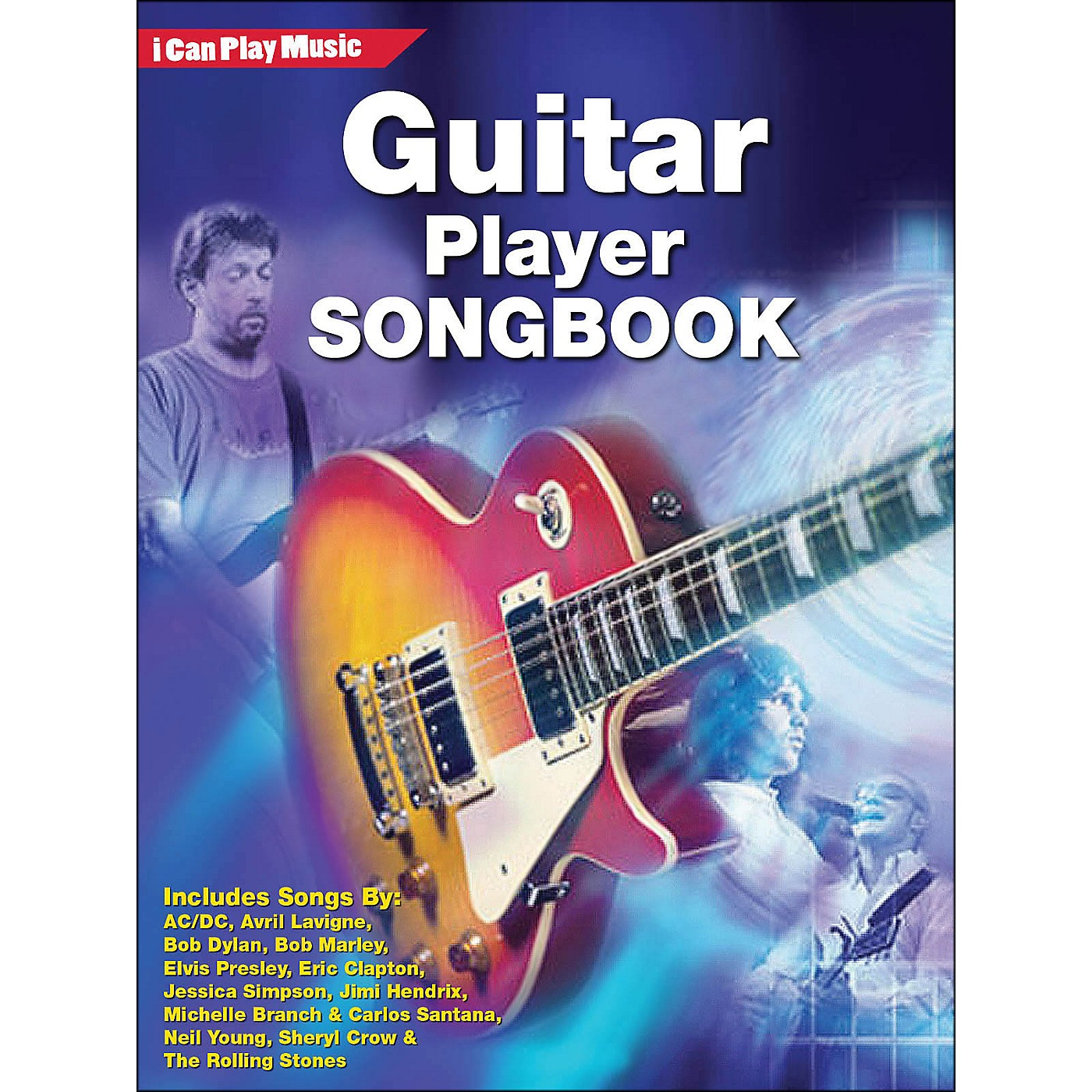 Music Sales ICanPlayMusic: Guitar Course Book/CD with 2 DVDs thumbnail