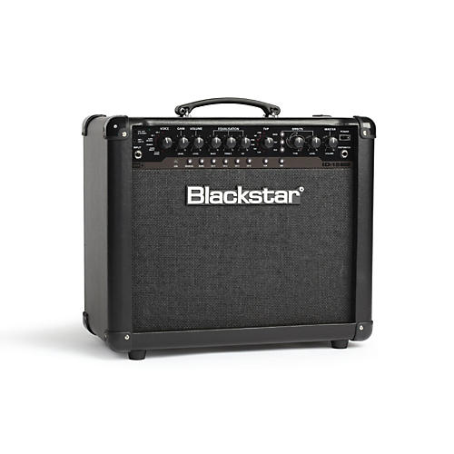 Blackstar ID:15 1x10 15W Programmable Guitar Combo Amp with Effects-thumbnail