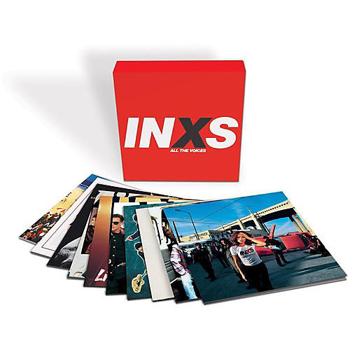 Alliance INXS - Album Collection thumbnail