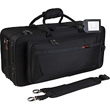 Protec IP301D iPAC Double Trumpet Case