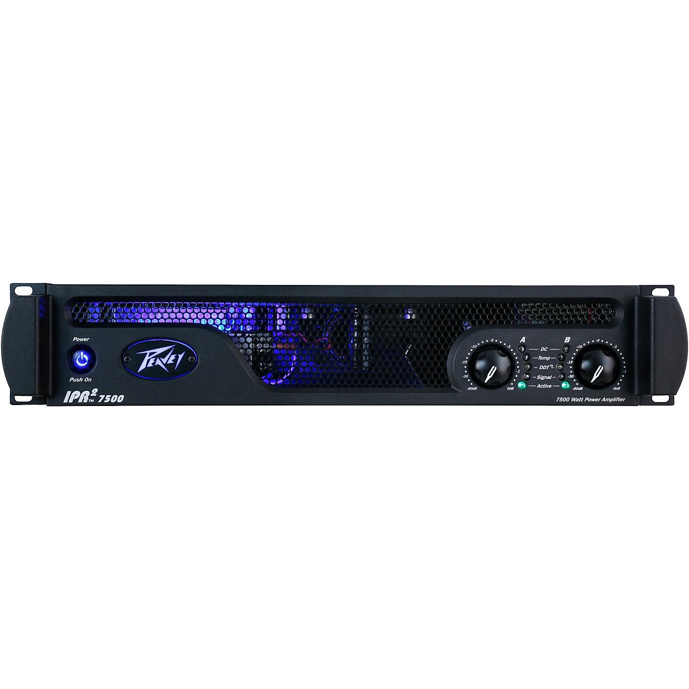 Peavey IPR2 2000 Power Amp thumbnail