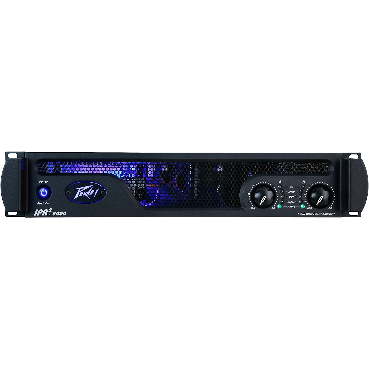 Peavey IPR2 5000 Power Amp thumbnail