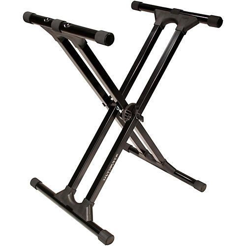 Ultimate Support IQ-3000 Double-Brace X-Style Keyboard Stand thumbnail