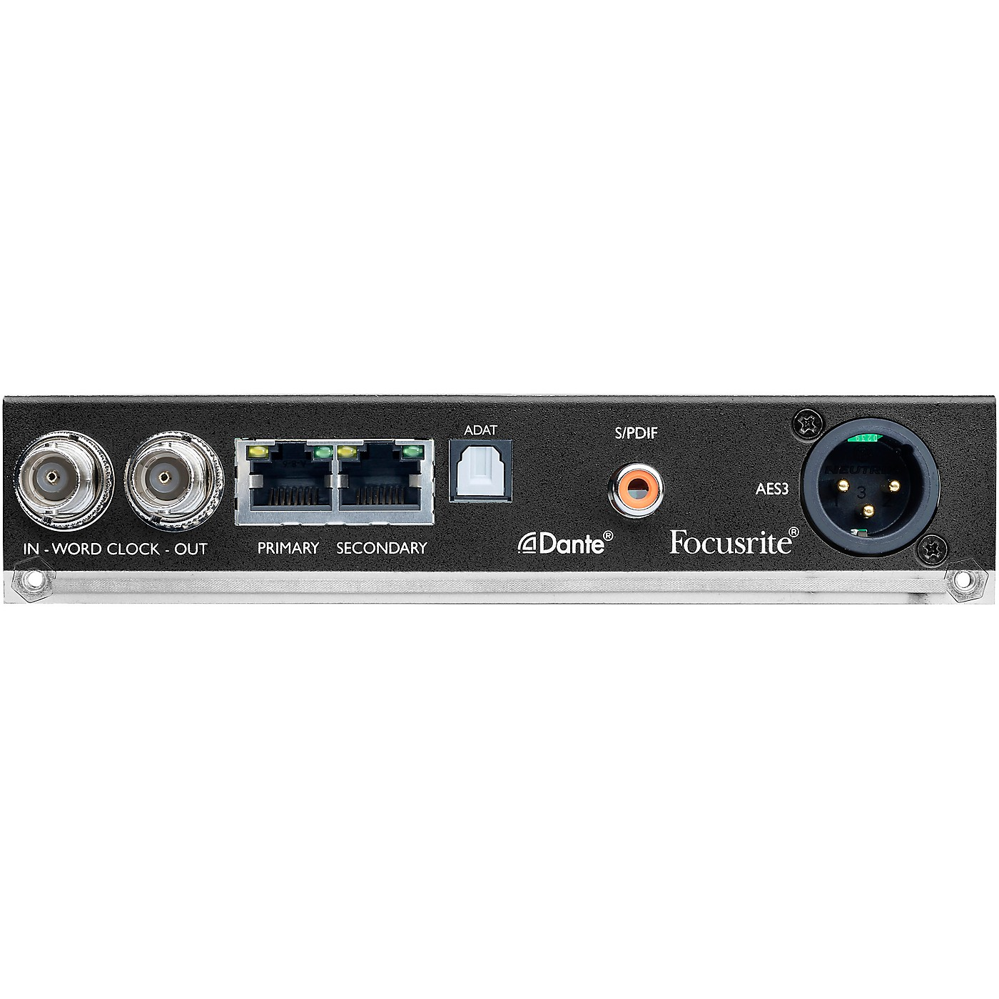 Focusrite ISA ADN2 2-Channel Dante Network A/D Card for ISA One thumbnail