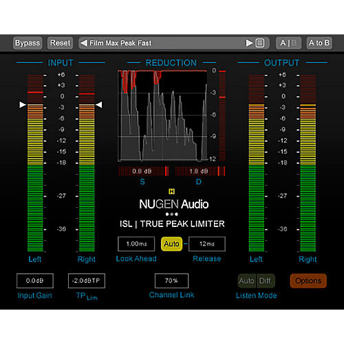 NuGen Audio ISL2st to ISL2 thumbnail