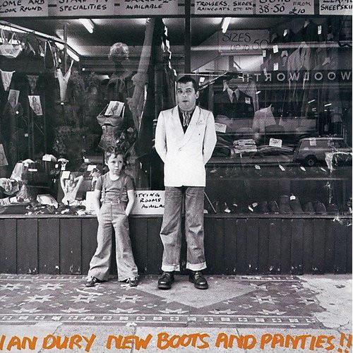 Alliance Ian Dury - New Boots & Panties (Colored Vinyl) thumbnail