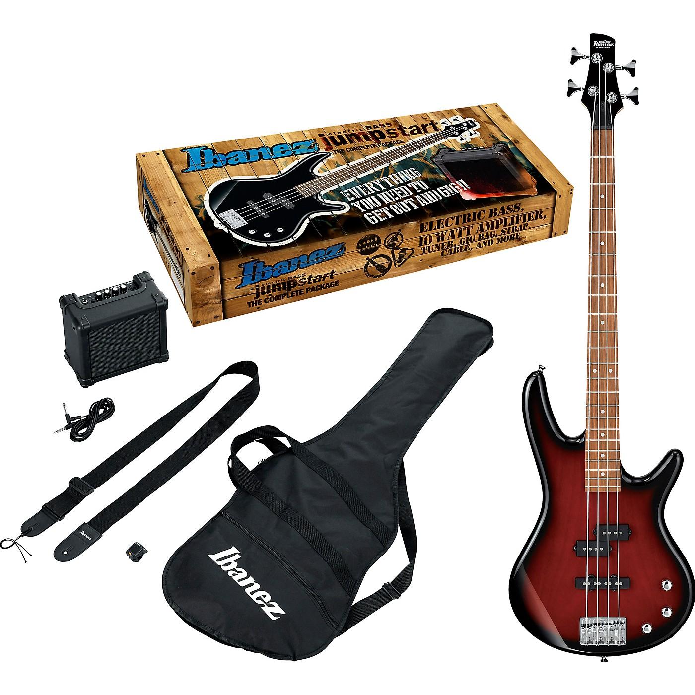 Ibanez Ibanez IJSR190N Electric Bass Jumpstart Pack thumbnail