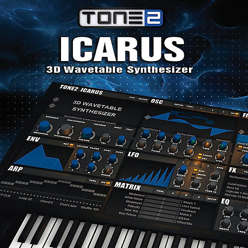 Best Service Icarus Virtual Synthesizer thumbnail