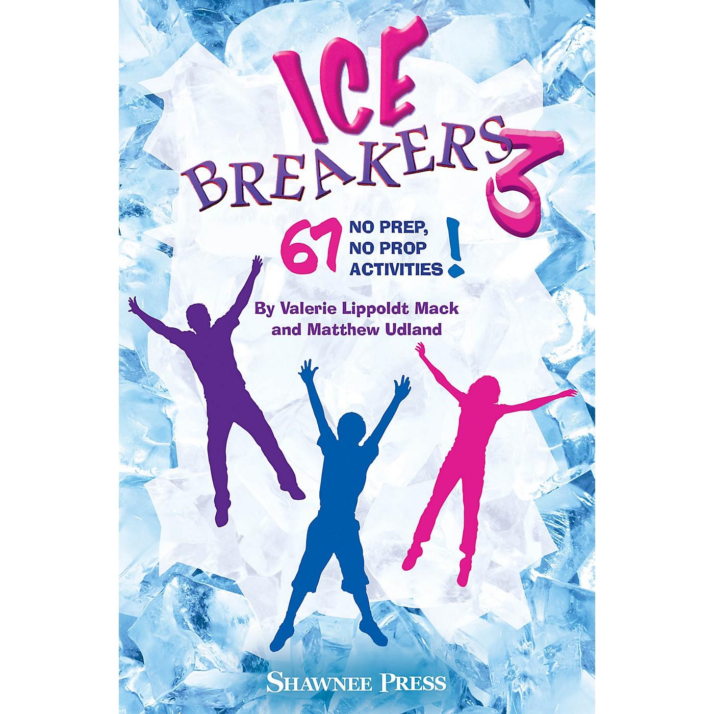 Hal Leonard IceBreakers 3 (67 No Prep, No Prop Activities!) music activities & puzzles by Valerie Lippoldt Mack thumbnail