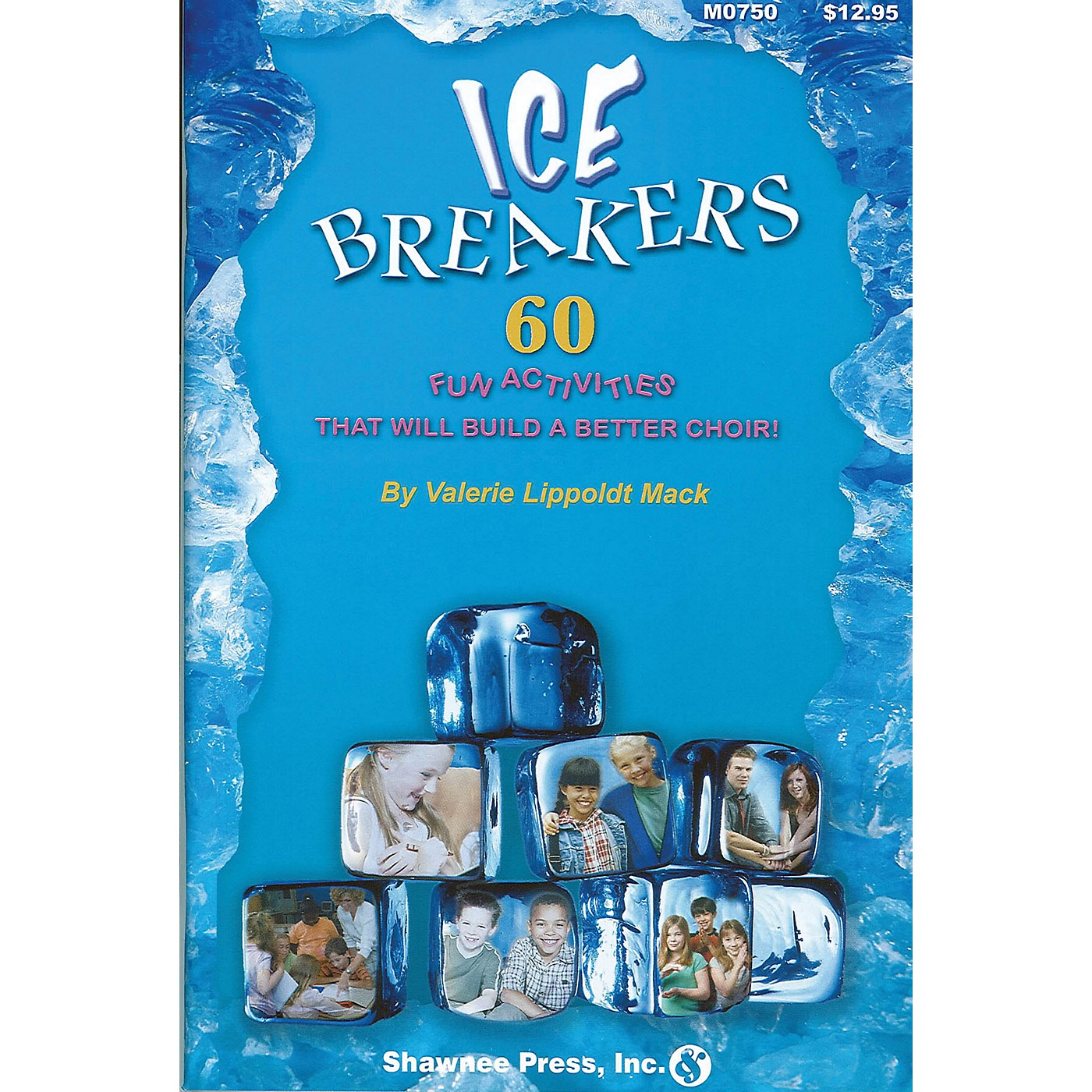 Shawnee Press IceBreakers (60 Fun Activities to Build a Better Choir) music activities & puzzles thumbnail