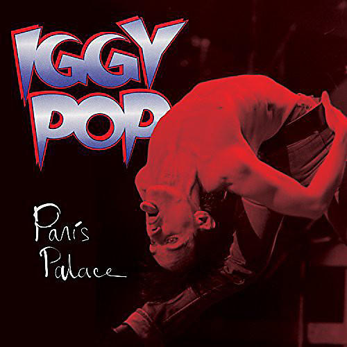 Alliance Iggy Pop - Paris Palace thumbnail