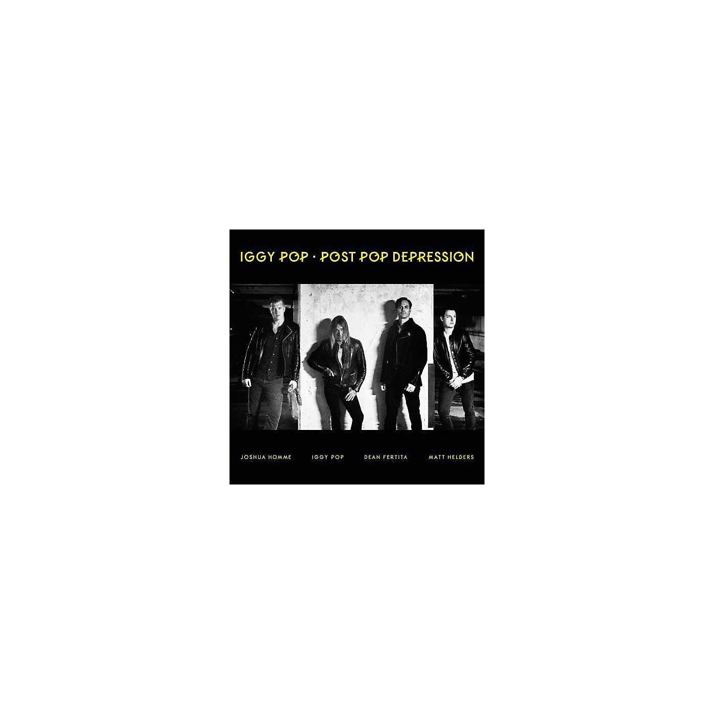 Alliance Iggy Pop - Post Pop Depression thumbnail