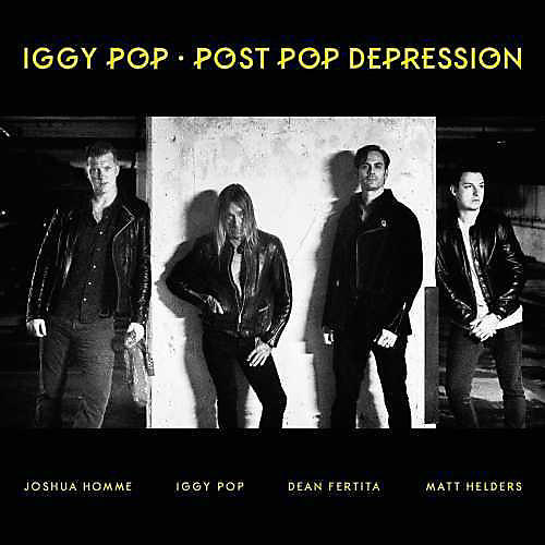Alliance Iggy Pop - Post Pop Depression thumbnail