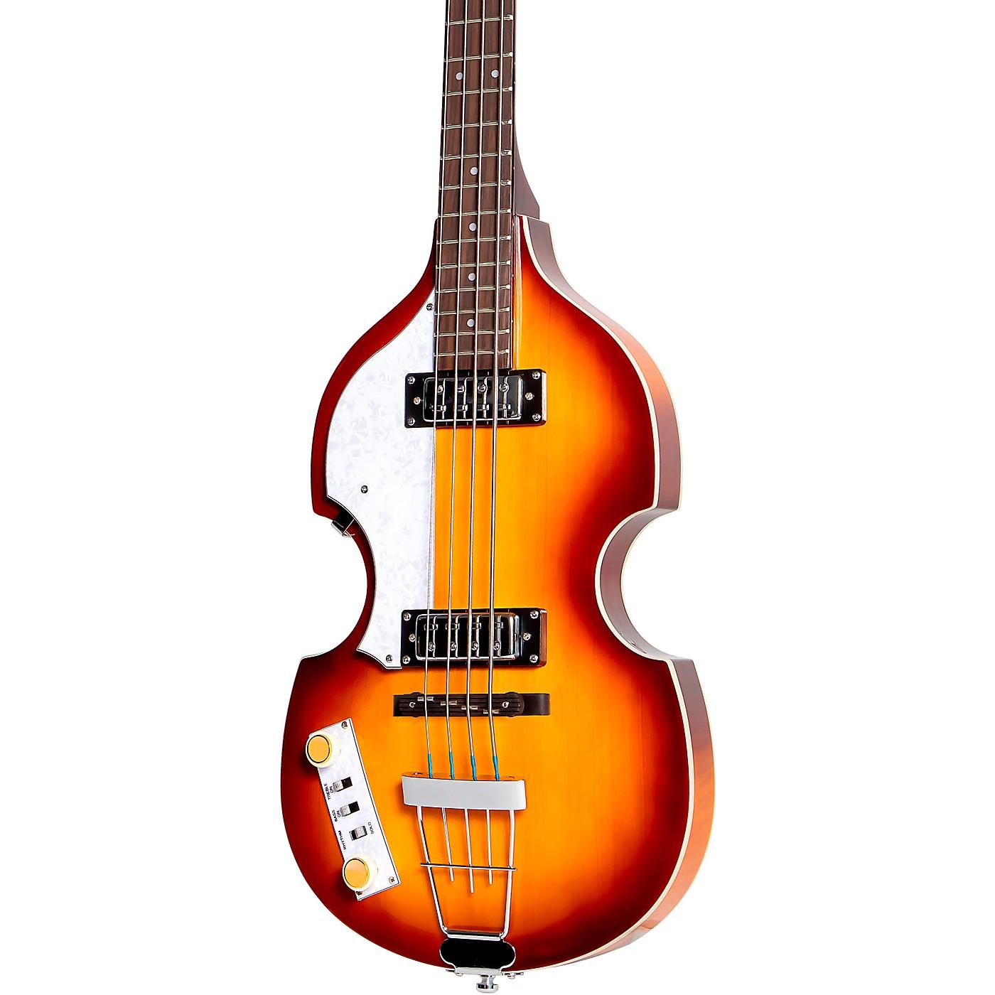 Hofner Ignition Series Left-Handed Violin Bass thumbnail
