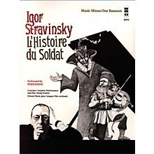 Music Minus One Igor Stravinsky - L'histoire du Soldat Music Minus One Series Softcover with CD by Igor Stravinsky