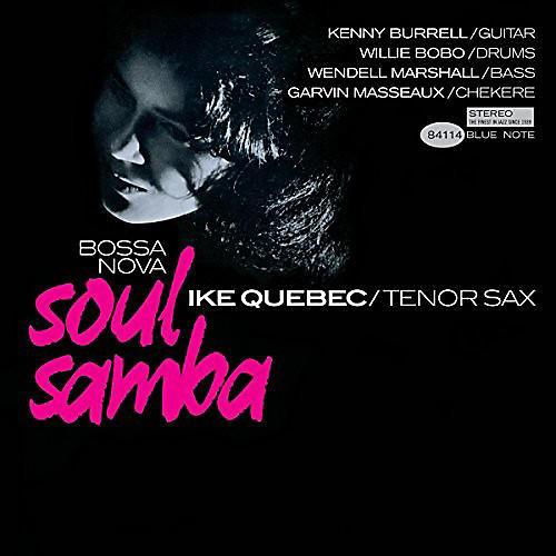 Alliance Ike Quebec - Bossa Nova Soul Samba thumbnail