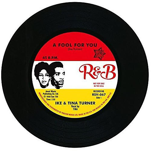 Alliance Ike & Tina Turner - Fool in Love / It's Gonna Work Out Fine thumbnail