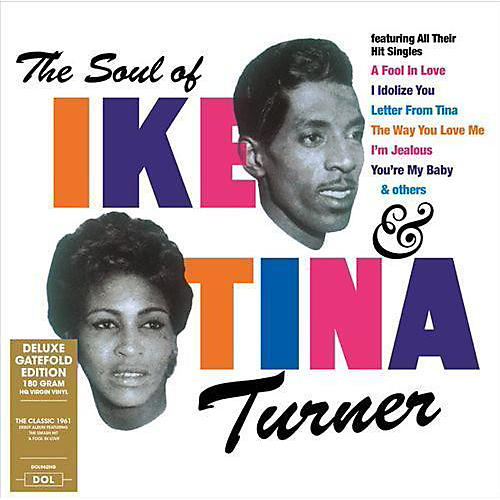 Alliance Ike & Tina Turner - Soul Of Ike & Tina Turner thumbnail