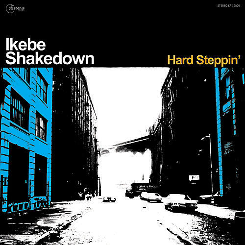 Alliance Ikebe Shakedown - Hard Steppin' thumbnail
