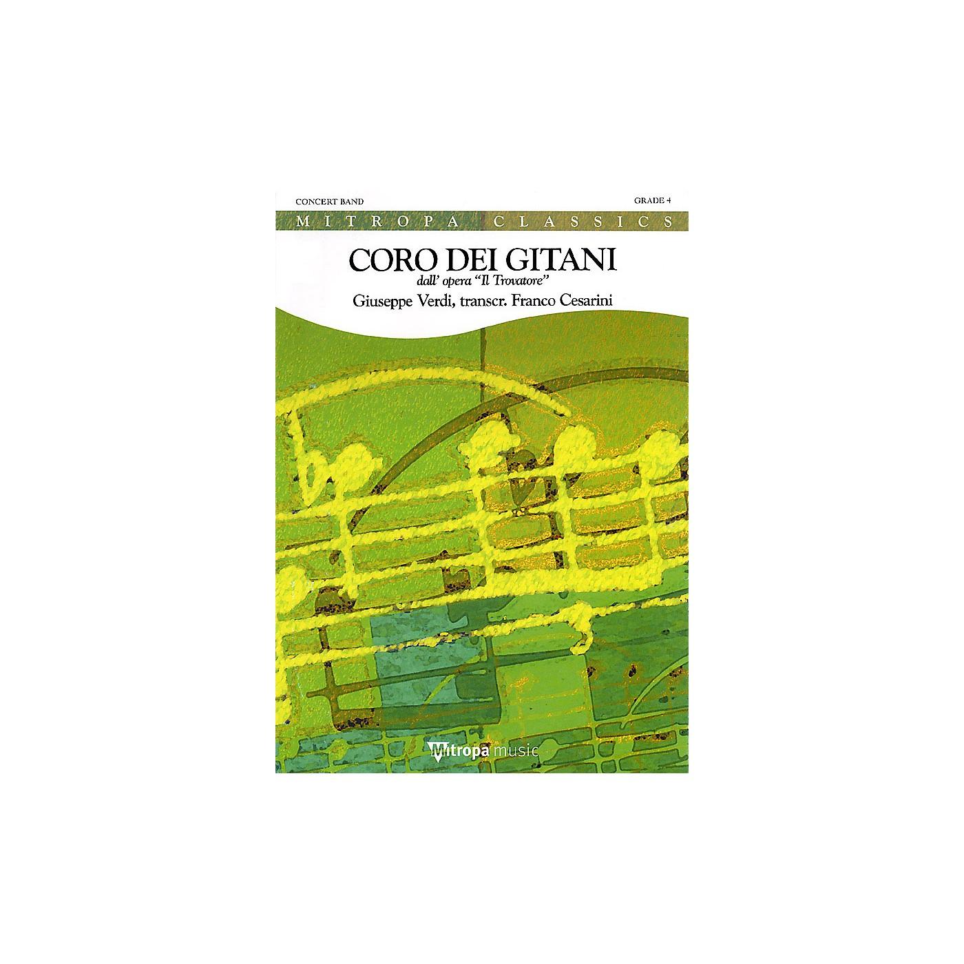 Hal Leonard Il Trovatore Coro Dei Gitani - Atto Ii Sc Only Grade 3 Concert Band thumbnail