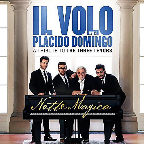 Alliance Il Volo - Notte Magica: Tribute To The Three Tenors thumbnail