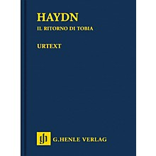 G. Henle Verlag Il ritorno di Tobia Henle Study Scores Hardcover Composed by Joseph Haydn Edited by Ernst F. Schmid