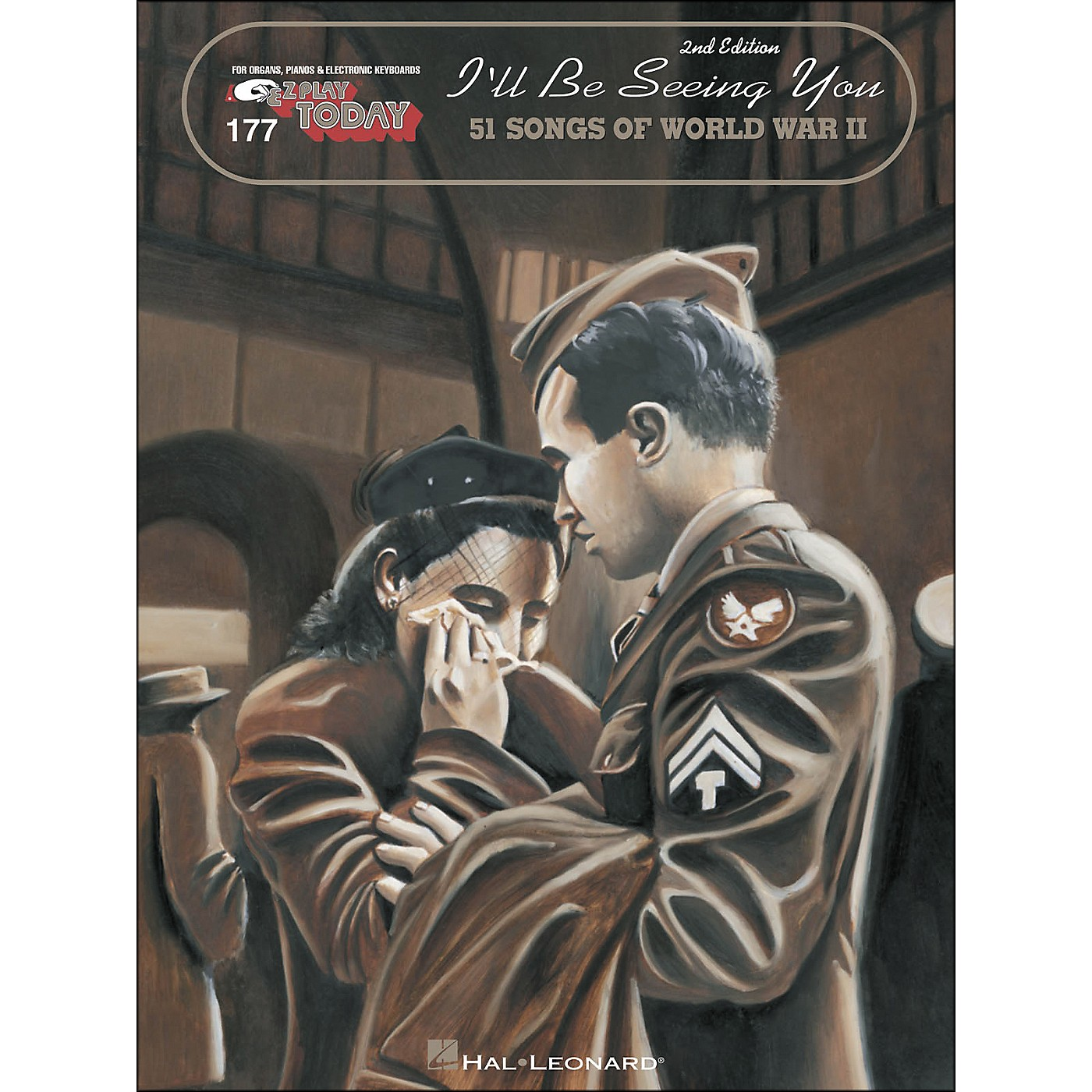 Hal Leonard I'll Be Seeing You (51 Songs Of World War 2) 2nd Edition E-Z Play 177 thumbnail