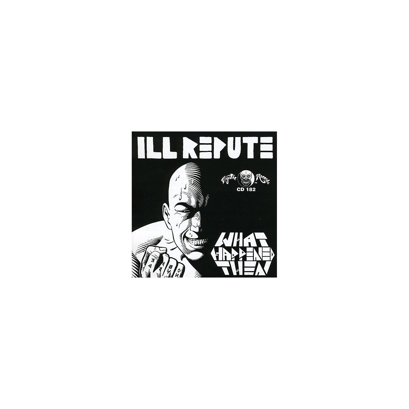 Alliance Ill Repute - What Happens Next thumbnail