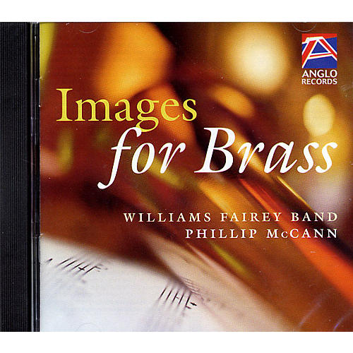 Anglo Music Press Images for Brass (Brass Band CD) Concert Band by Williams Fairey Band Composed by Phillip McCann thumbnail