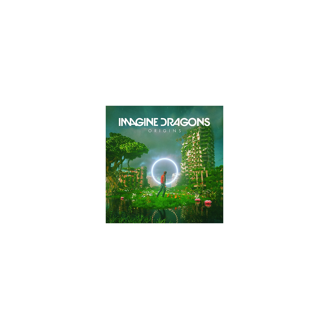Alliance Imagine Dragons - Origins (CD) thumbnail