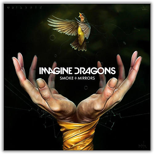 Universal Music Group Imagine Dragons - Smoke + Mirrors Vinyl LP thumbnail