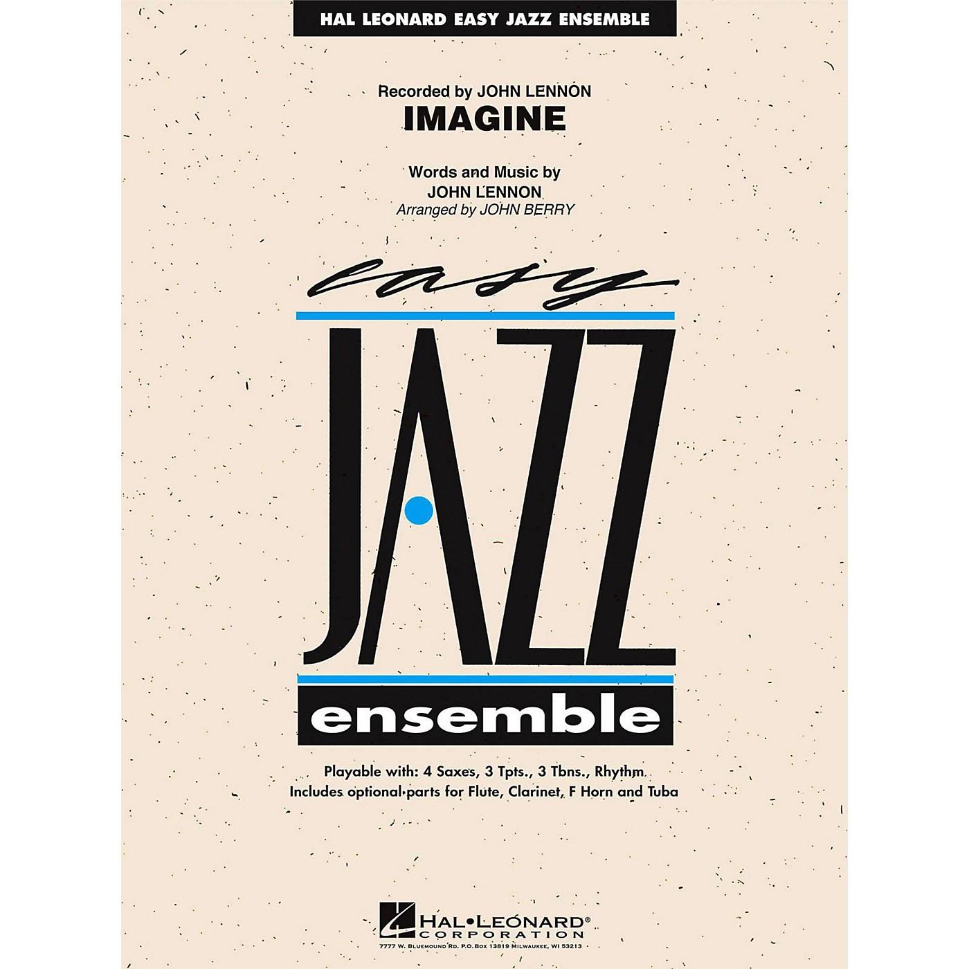 Hal Leonard Imagine Jazz Band Level 2 thumbnail