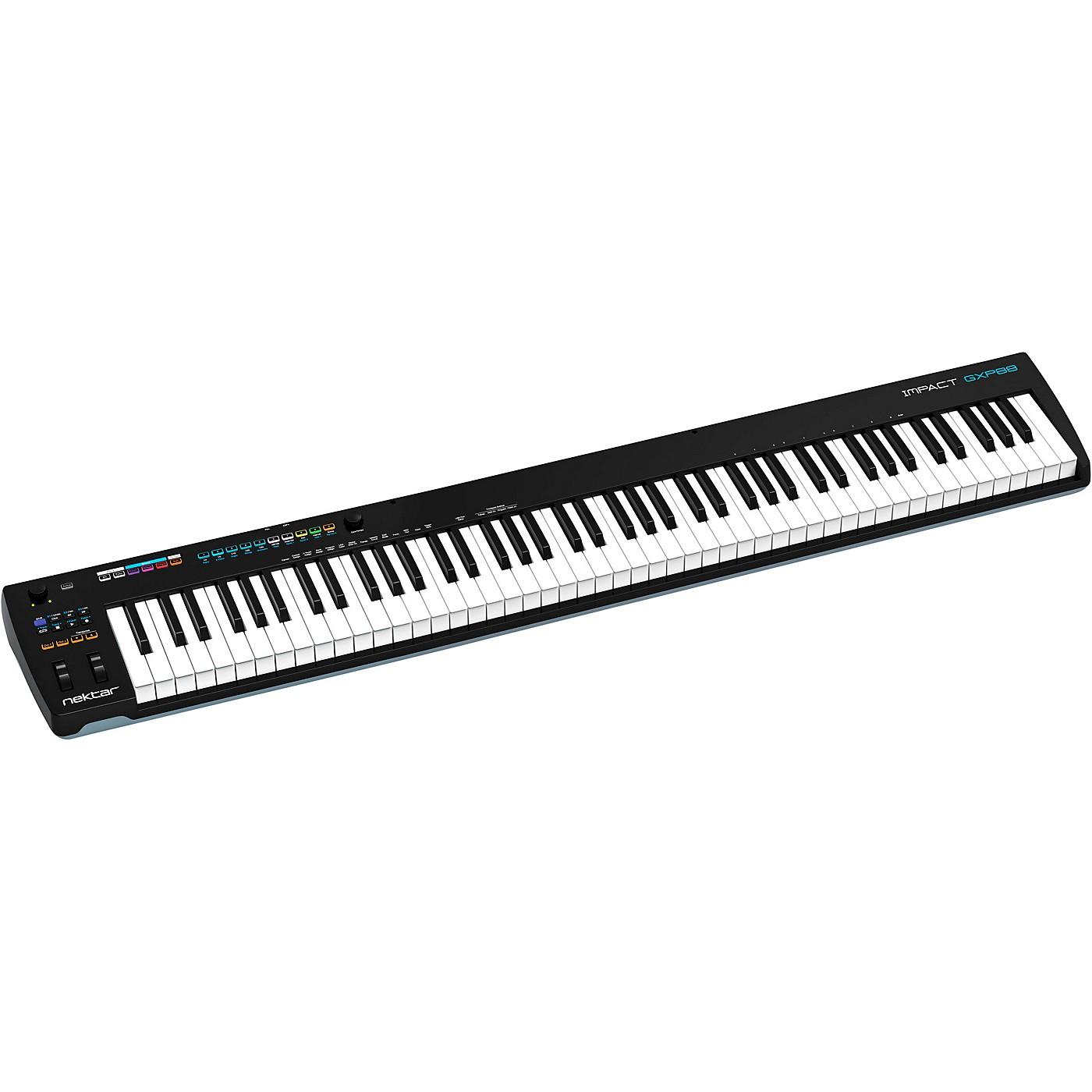 Nektar Impact GXP88 MIDI Controller Keyboard thumbnail