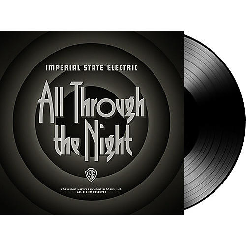 Alliance Imperial State Electric - All Through The Night thumbnail