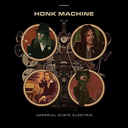Alliance Imperial State Electric - Honk Machine thumbnail
