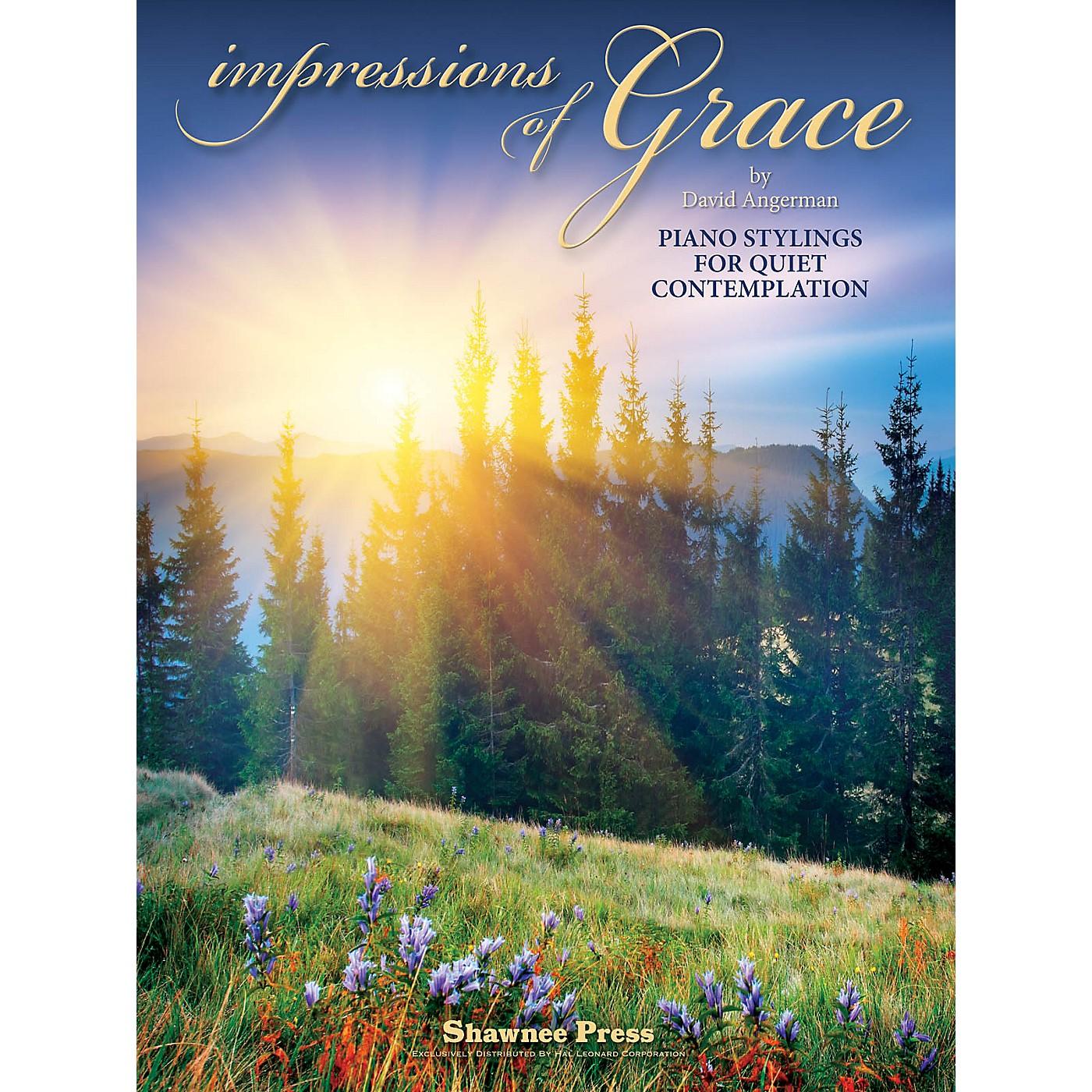 Shawnee Press Impressions of Grace Arranged by David Angerman thumbnail