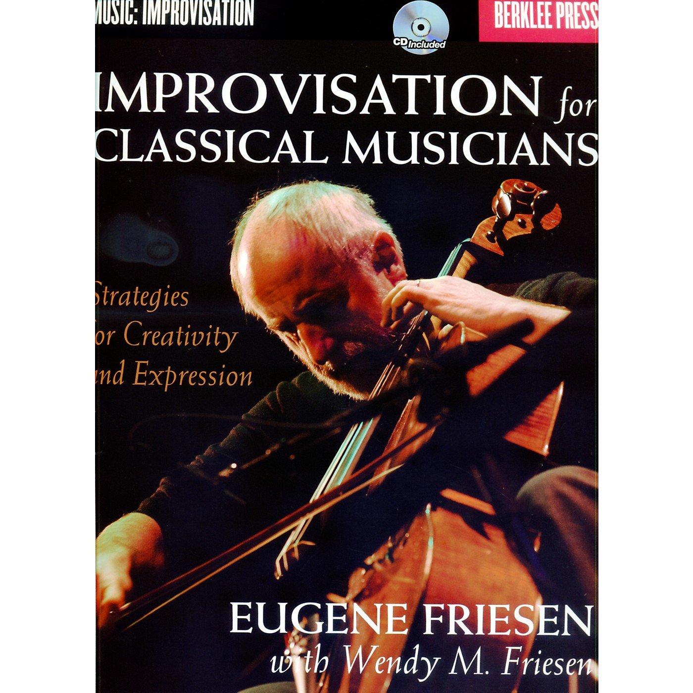 Berklee Press Improvisation For Classical Musicians - Berklee Press Book/CD thumbnail
