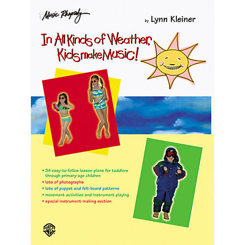 Rhythm Band In All Kinds of Weather, Kids Make Music! (Teacher's Book) thumbnail
