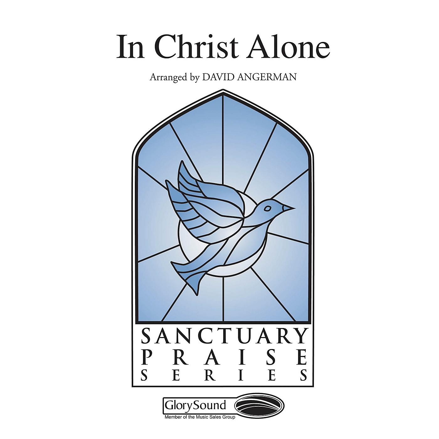 Shawnee Press In Christ Alone SATB arranged by David Angerman thumbnail
