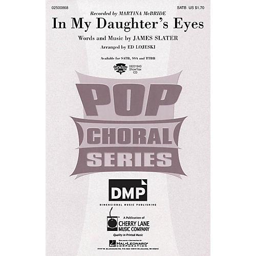 Cherry Lane In My Daughter's Eyes SSA by Martina McBride Arranged by Ed Lojeski thumbnail