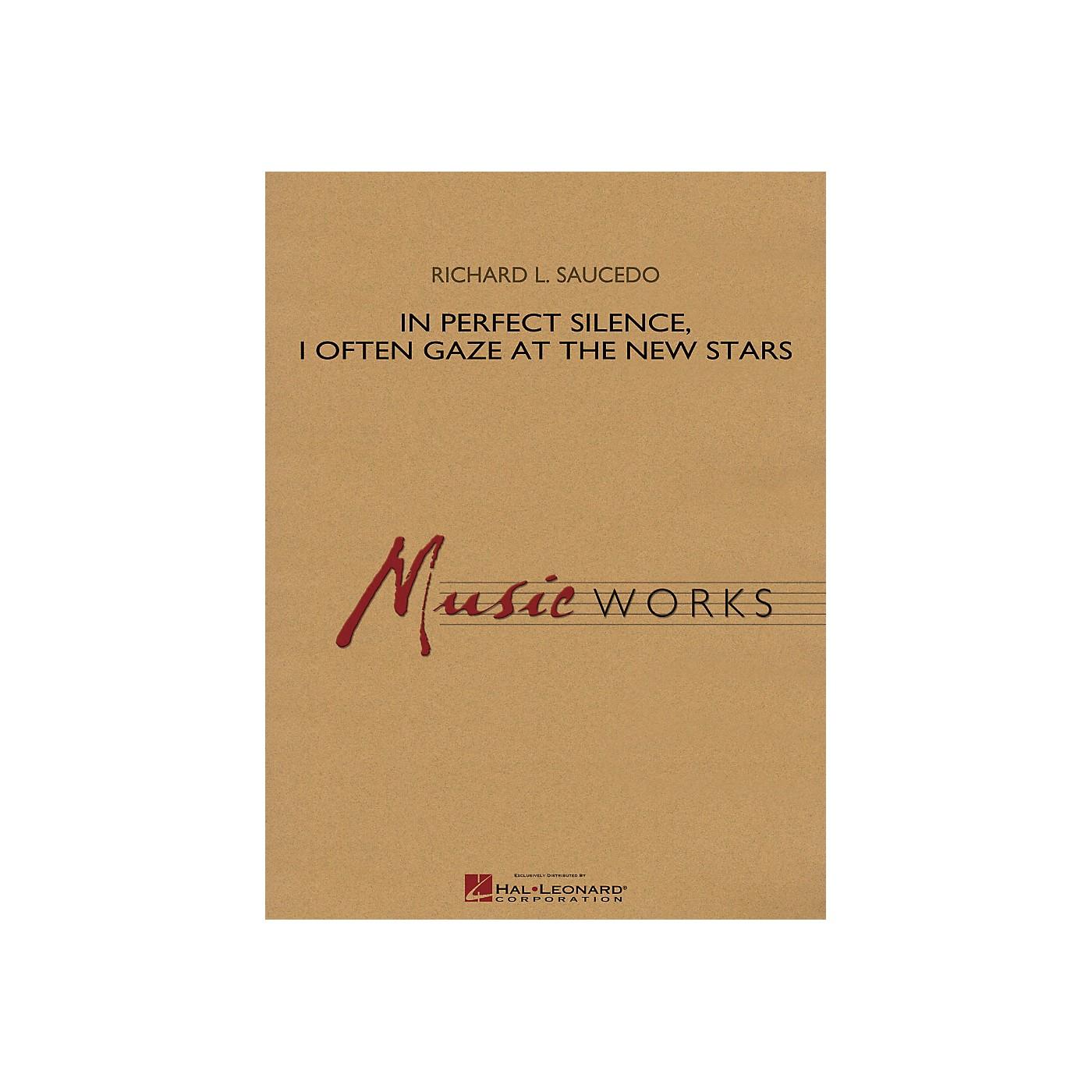 Hal Leonard In Perfect Silence, I Often Gaze At The New Stars - Music Works Series Grade 4 thumbnail