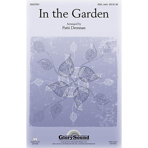 Shawnee Press In the Garden SSA arranged by Patti Drennan thumbnail