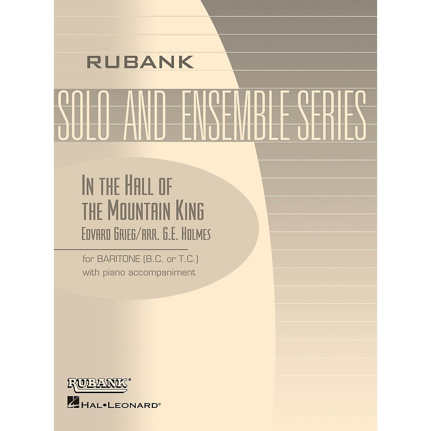 Rubank Publications In the Hall of the Mountain King Rubank Solo/Ensemble Sheet Series thumbnail