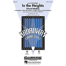 Hal Leonard In the Heights (Choral Medley) SATB arranged by Mac Huff