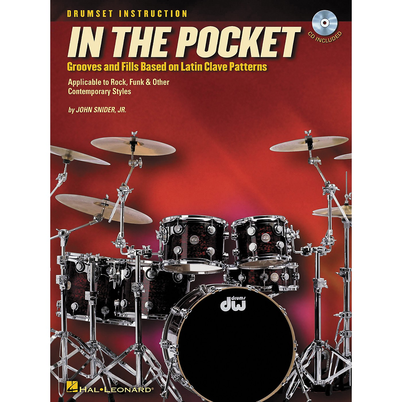 Hal Leonard In the Pocket - Grooves and Fills Based on Latin Clave Patterns (Book/CD) thumbnail
