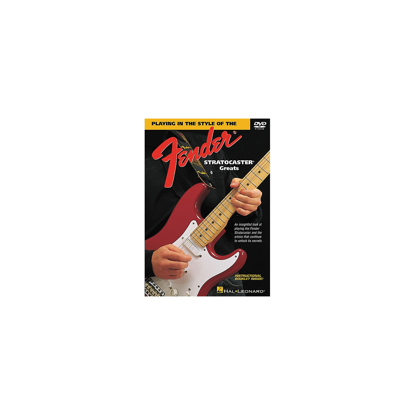 Hal Leonard In the Style of Stratocaster Greats (DVD) thumbnail
