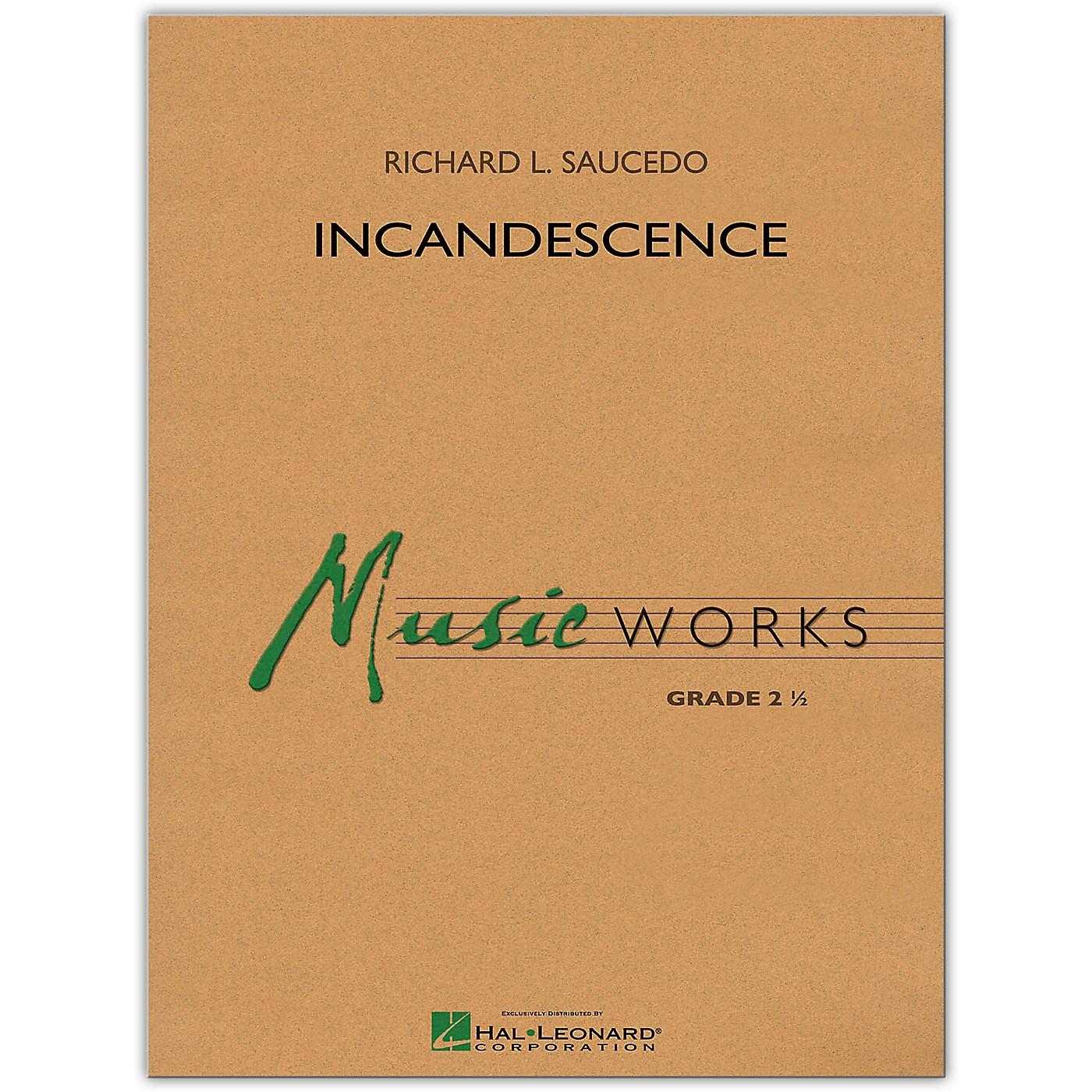 Hal Leonard Incandescence - Music Works Series Grade 2 Book/Online Audio thumbnail